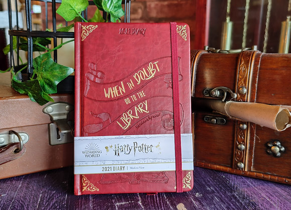 Harry Potter Hermione 2021 Diary