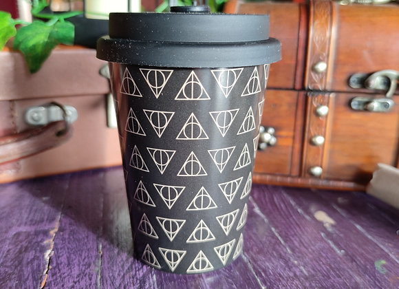 Harry Potter Huskup (12oz) - Deathly Hallows