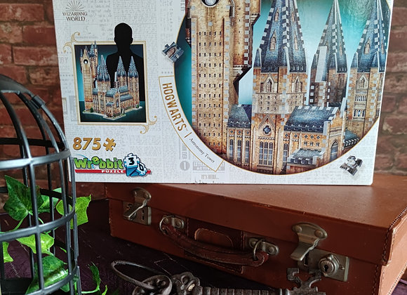 Hogwarts Astronomy Tower - 3D Jigsaw Puzzle