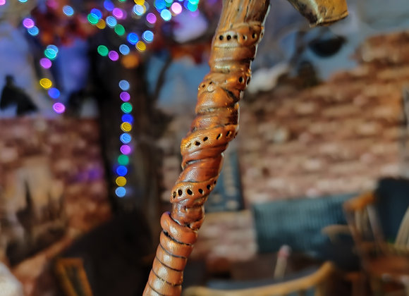 6 - Golden Hammer Wand