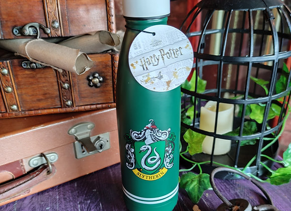 Harry Potter Metal Water Bottle (500ml) Slytherin