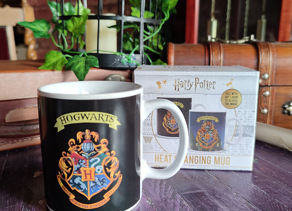 Harry Potter Heat Changing Hogwarts Mug