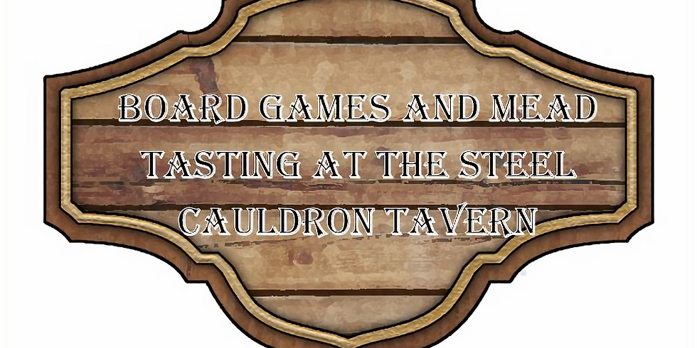 Tavern Night - Mead tasting, medieval music and board games