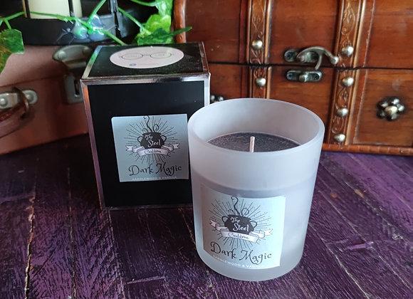 The Steel Cauldron Dark Magic Candle