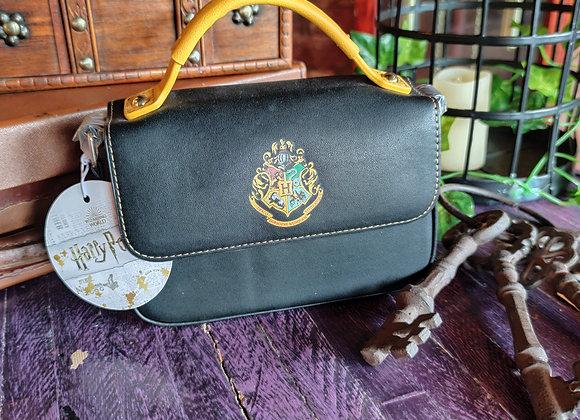 Harry Potter Satchel Bag Hogwarts Crest