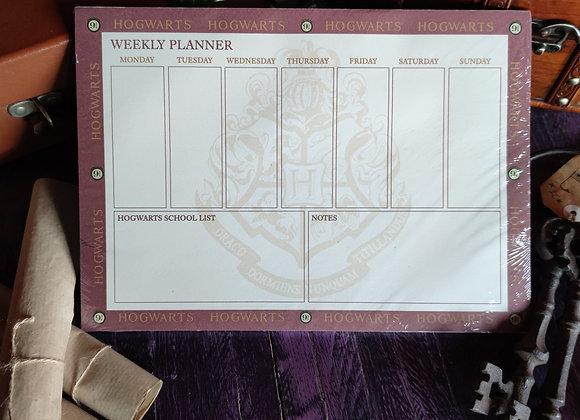 Harry Potter Platform 9 3/4 desk planner