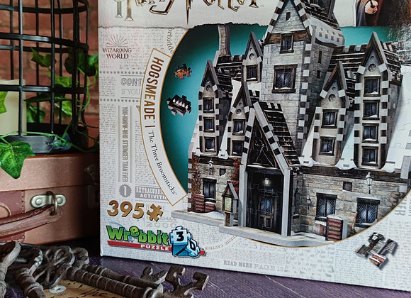 Hogsmeade - The Three Broomsticks 3D Jigsaw Puzzle