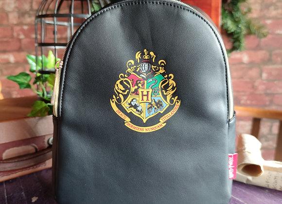 Harry Potter Hogwarts Crest Rucksack