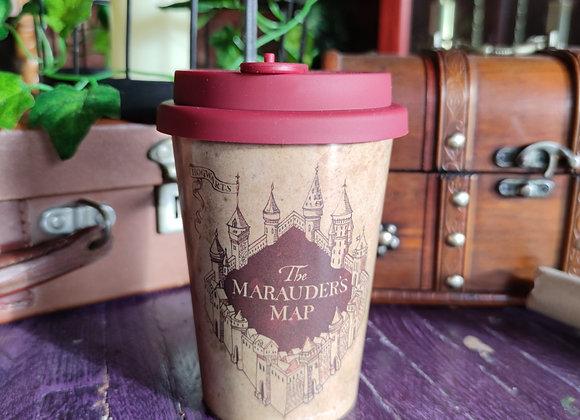 Harry Potter Huskup (12oz) - Marauders Map