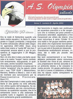 2002 GIORNALINO N 5.JPG