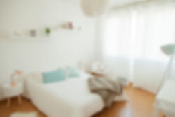 home staging chambre  © gael hourdin photographie