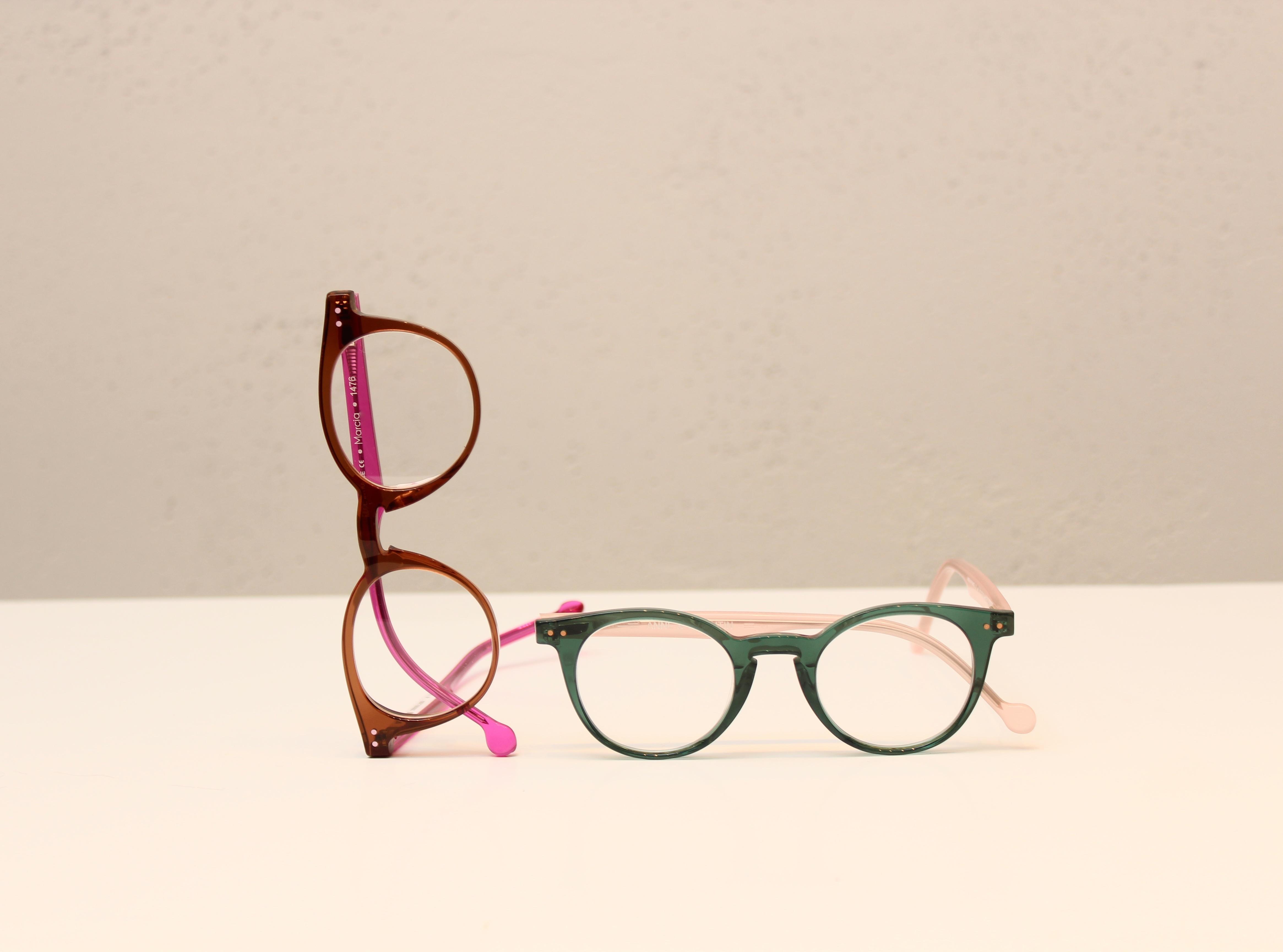 kinderbrillen meisje