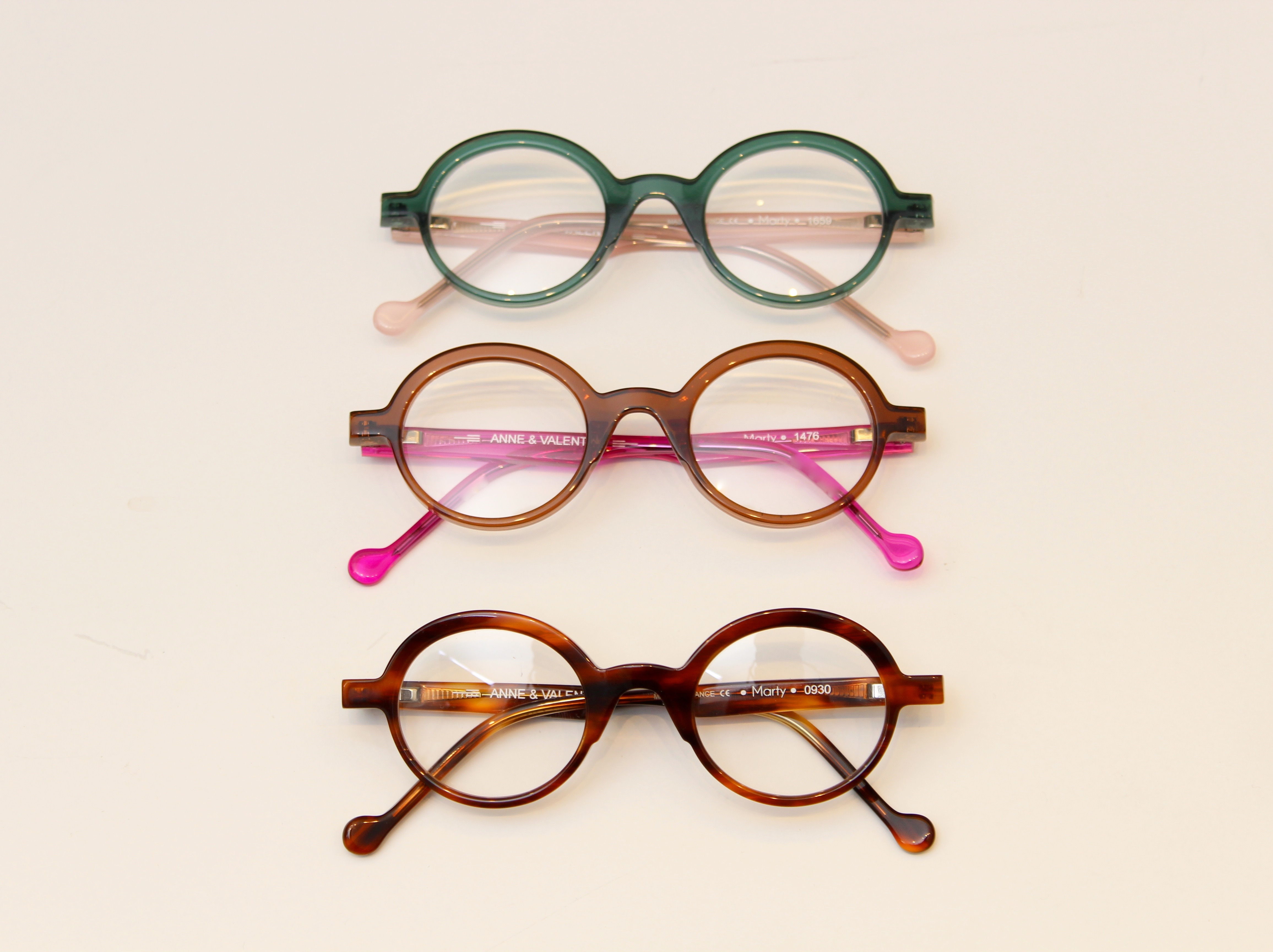 Meisjesbrillen