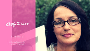 Women of Achievement: Cathy Turner