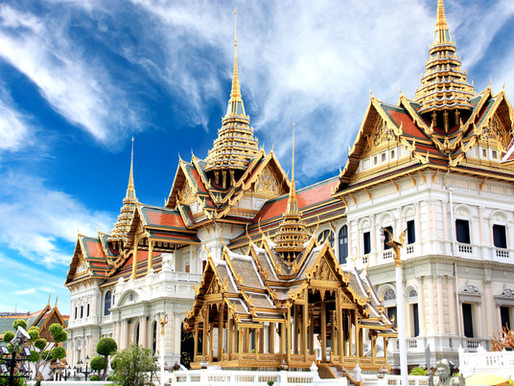 Grand Palace & Royal Chapel