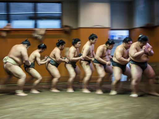 Private Sumo Show & Chanko Lunch