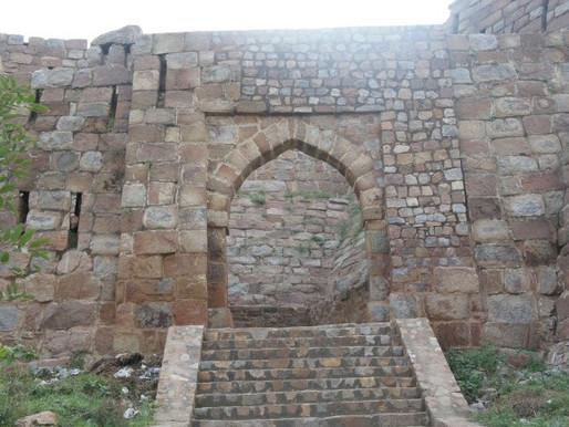 Hidden Monuments of Delhi tour