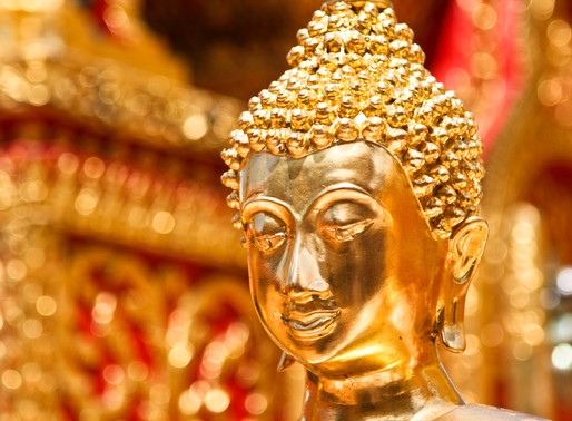 Doi Suthep Temple Scenic Drive