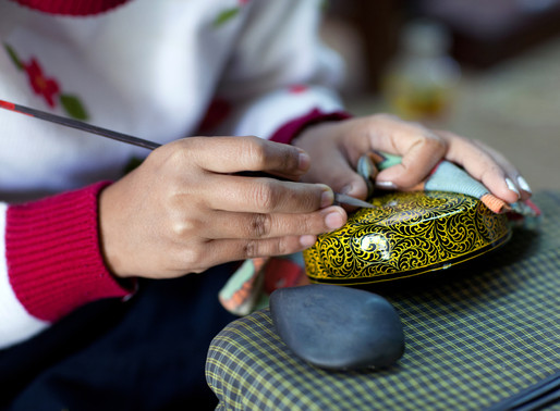 Myinkaba (Lacquerware Workshops)
