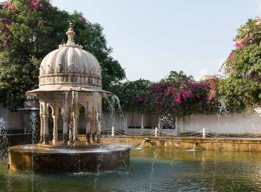 Sahelion Ki Bari (Gardens of the Maids)