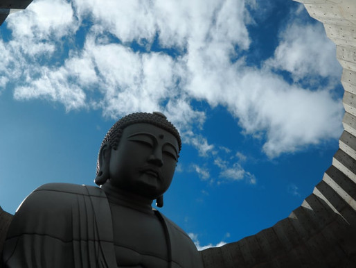 Hill of the Buddha