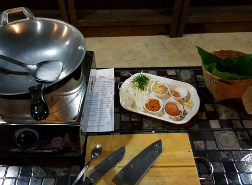 Baan San Sai Cooking School (Morning)