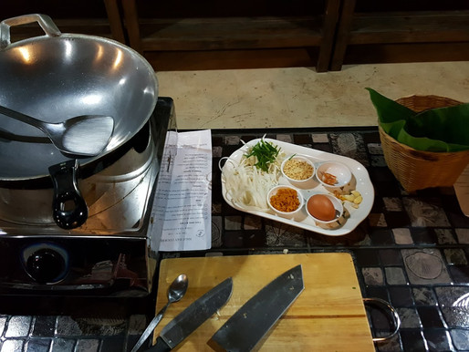 Baan San Sai Cooking School (Morning)