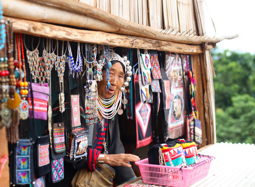 Baan Tong Luang Villages / Hill Tribes