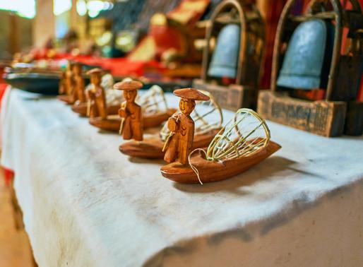 Inle Handicraft Villages
