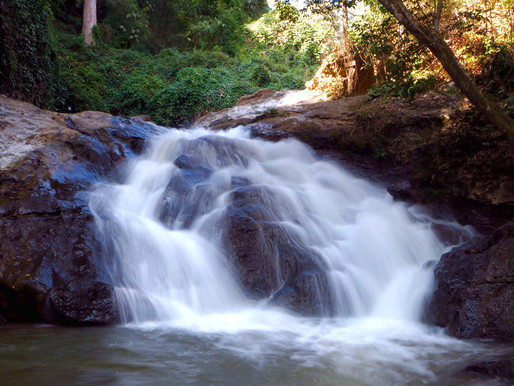 Mae Kompong Waterfall