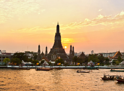 Longtail Boat Ride on the Chao Phraya River