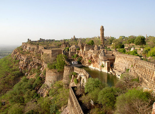 Excursion to Chittorgarh