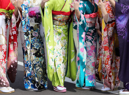 Traditional Japanese Style Dress-up
