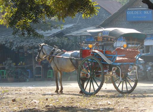 Horse Cart Tour of Bagan