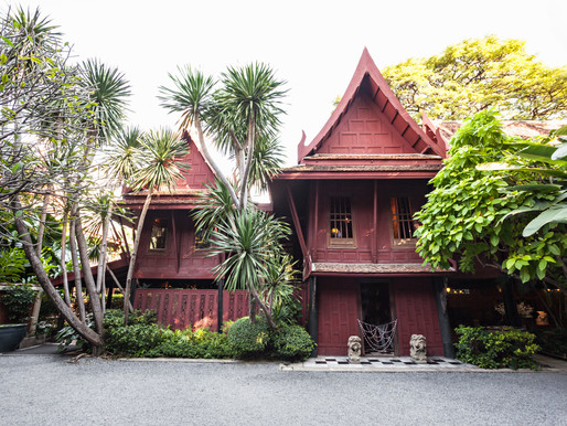 Jim Thompson House & Gallery