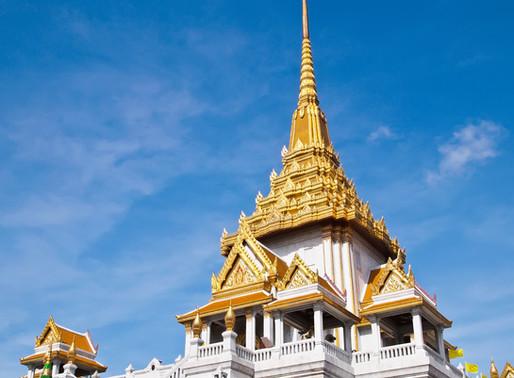 Wat Trimitr & Golden Buddha