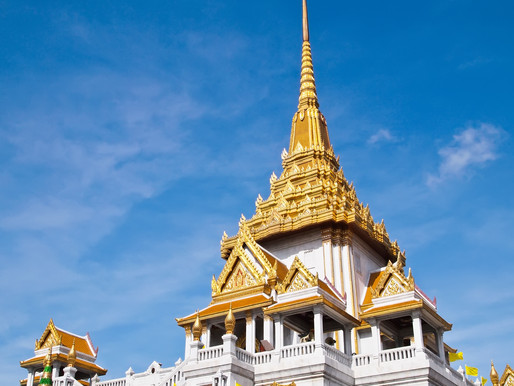 Wat Trimitr & Golden Buddha
