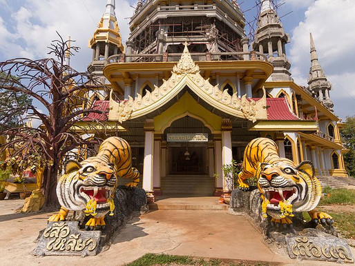 Tiger Cave Temple