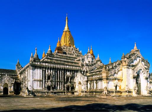 Ananda Okkyaung and Ananda Pagoda