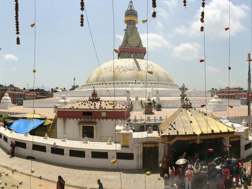 Swayambhunath (Buddhist Stupa)