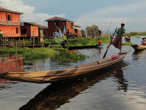 Inle Lake Longtail Boat Tour