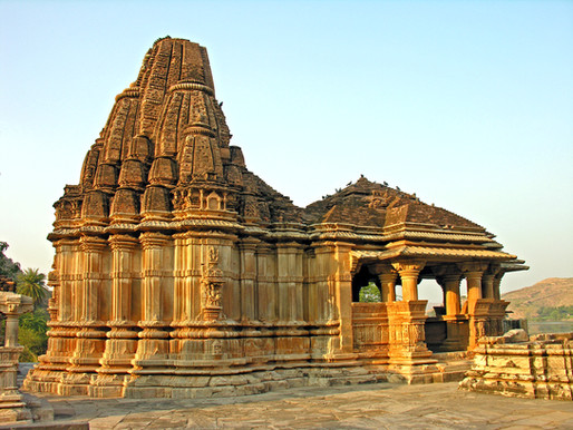 Eklingi & Nagda Temples