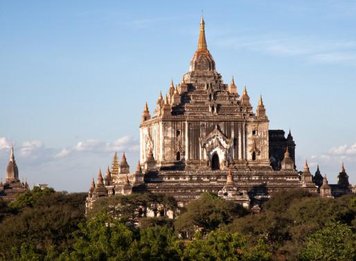 Thatbyinnyu & Dhammayangyi Temples