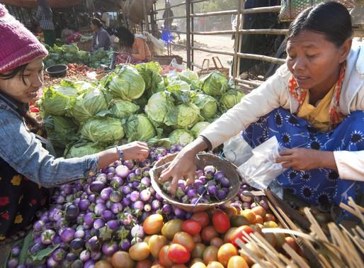 Nyaung-U Farmer's Market