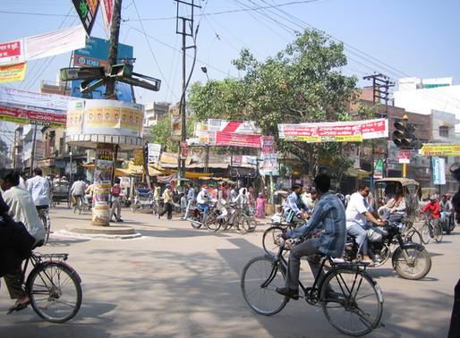 Varanasi Old City Walking Tour