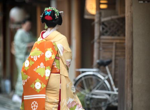 Gion District (with Hanami Koji, Shimokamo Shrine & the Yasaka Shrine)