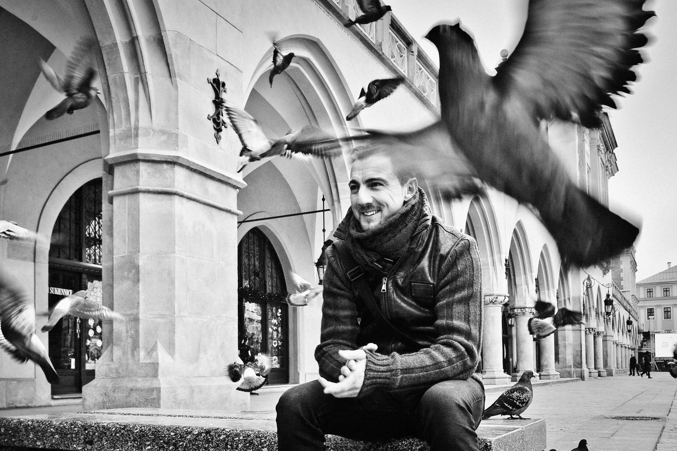 JERZY JUREK DUDEK fot. OLSZANKA