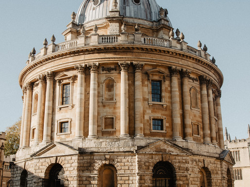 A weekend in Oxford