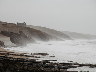 Storm Callum – Porthleven