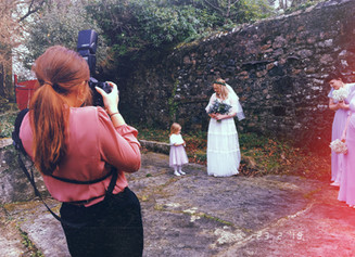 Photographing my FIRST wedding: the honest truth